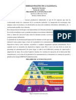 Nivel de La Piramide de Automatizacion