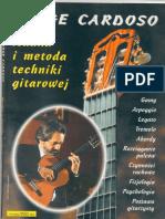 Roz. 00_Nauka i Metoda Techniki Gitarowej_J. Cardoso_Ok-Adka_Wstŕp_Spis Treťci_Przedmowa
