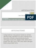 Ppt Referat Astigmat Dewi