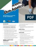 100105 Mapecem Quickpatch Spn Usa