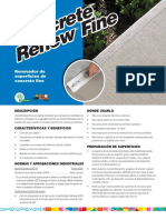 10011126 Concrete Renew Fine Sp