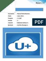 Instructivo Portal Alumnos Uso
