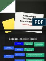 metodologia terapeutica