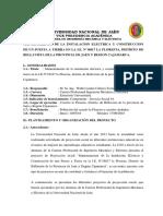 Proyeccion Social La Floresta_Paredes