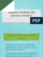 Modelos Del Proceso Creativo