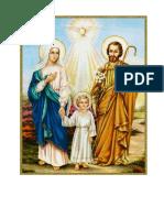 La Familia de Jesus