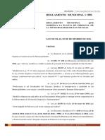 Reglamento Planta Municipal 2019 - Definitivo 5.12.2018 - Diario Oficial