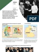 División y Reunificación de Alemania