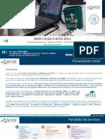Portafolio de Servicios NYCE CLIENTES NMX I 9126 Nuevo