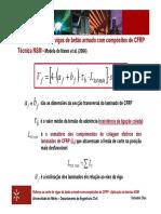 RPC_2018-2019_Reforço Ao Corte Com CFRP Tecnica NSM Modelo de Nanni Et Al