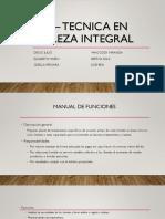 Spa – TECNICA EN BELLEZA INTEGRAL.pptx