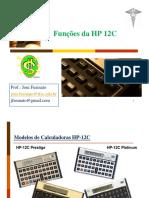Aula 3 - Uso Da Calculadora HP12C