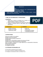 Informe 3 Nat y Lapc en CISCO