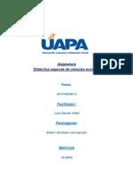 Tarea 2 de Didactica Especial de Ciencias Sociales - Copia (2)