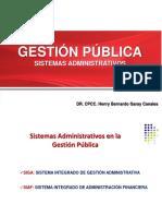 Gestión Pública - Ppr