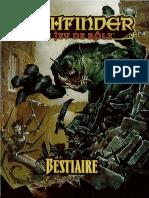 Bestiaire 1 - Pathfinder