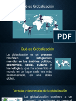 Presentación Globalizción