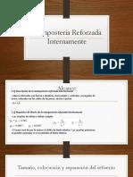 MAMPOSTERIA REFORZADA INTERNAMENTE