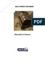 Descubrir El Tesoro (Eusebio Gómez Navarro)