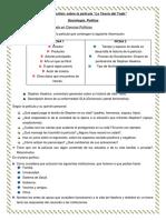 Guía de Análisis Sobre La Película