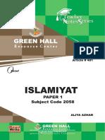 ISLAMIYAT_O-LEVEL_PAPER-1_NOTES.pdf