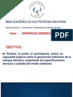 4. Centrales Hidroelectricas