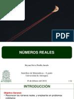 Semillero de Matemáticas (Grado 8°) - Clase 1