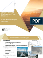 Mineral Processing Challenges