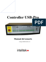 Controller USB Pro