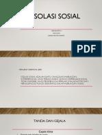 Isolasi sosial kel 6.pptx