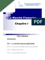Marché Financier_Chapitre I