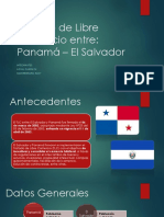 Eloy Panamá Tratado de Libre Comercio Pmá-Salv. AGREGADO