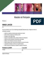 IHMADILAHCEN Entrepreneurship CF Certificate