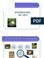 Características Microbiológicas Del Agua