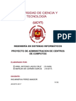 Proyecto Adm Computos