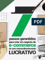 Ebook 7 Passos Criar Negócio Internet Online Ecommerce Lucrativo Curso Negócio de 4 Rendas Cassio Canali.pdf