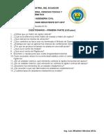 Examen Segundo Hemisemestre - Dsr-2017-2017