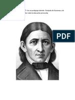 Friedrich Frobel