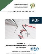 Unidad II Gestion Financiera
