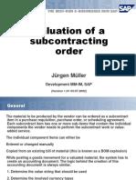 Ordem de subcontratacao