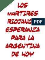 Martires Riojanos Cartelera