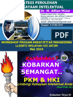 Workshop PKM - HKI - 2019