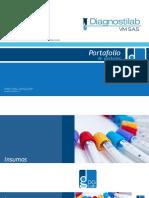 Portafolio de Productos Digital