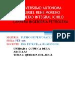 Unid 2 Tema 3 Quimica Del Agua