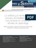 oralidad y escritura cassany.pdf