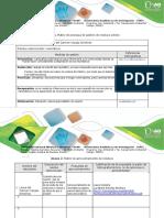 Anexos - Guía de actividades y rúbrica de evaluación - Fase 2 - Contexto municipal y clasificación de residuos sólidos