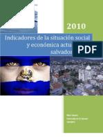 Indicadores Situacion Social Economica Salvador