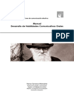 Manual Comunicación Oral 2019 Con Bibliografía Final