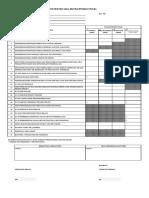 6. Check List Mutasi Pindah Tugas
