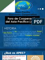 Cooperación Del Asia Pacífico APEC